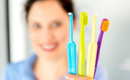 Schutz vor Karies und Parodontitis